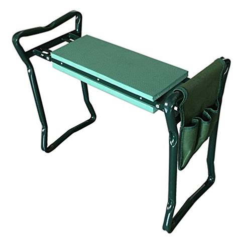 foldable bench seat suesport folding garden bench seat stool kneeler outdoor