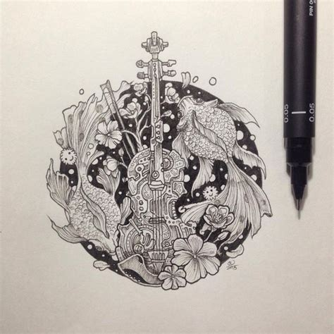 tattoo pen philippines 126 best kerby rosanes images on pinterest doodles draw