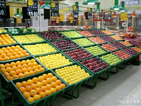 z y fruit company russia 上海超市装修的要点 土巴兔上海装修设计 城市文章