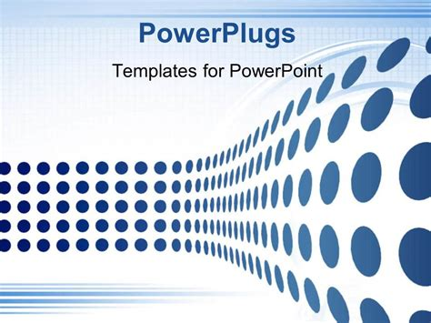 templates powerpoint powerplugs powerpoint template abstract patterned design with blue