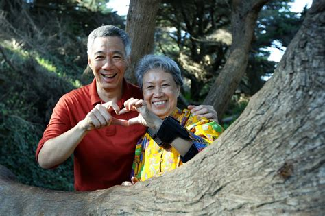 lets talk about lee hsien loong and ho ching marriage archive ho ching re posts a lovey dovey photo of her and her bae