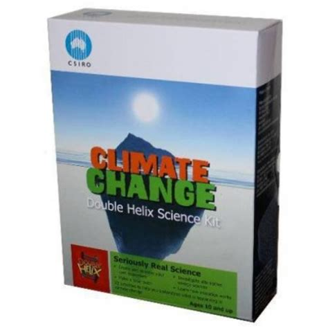 Climate Change Experiment Results by Climate Change Experiments Kit