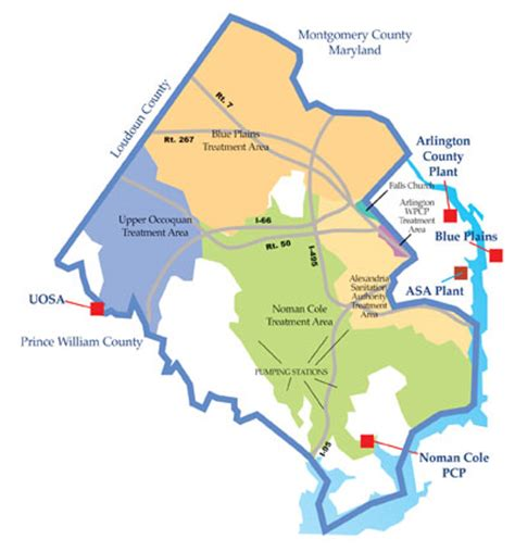 cowlicks treatments in northern virginia where does my water go wastewater treatment in fairfax