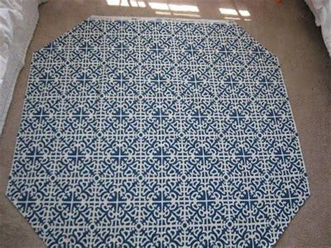 no sew ottoman slipcover almost no sew ottoman cover fun pinterest