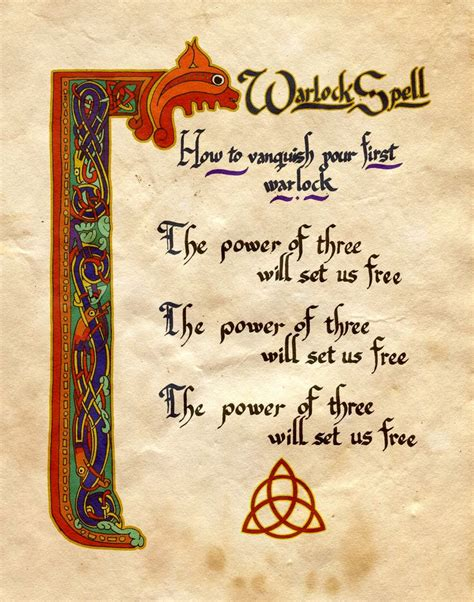 three s a charm magic and book six volume 6 books quot warlock spell quot charmed book of shadows quot the power