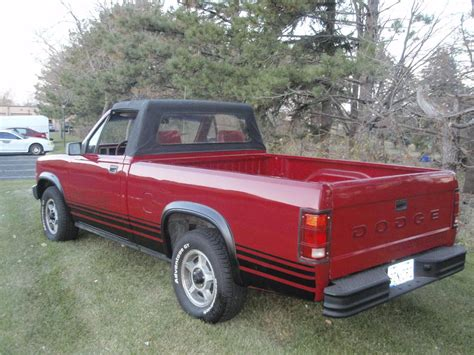 dodge dakota 1989 1989 dodge dakota convertible 98076