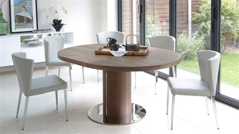 round kitchen dining tables modern dining table designs round walnut extending dining table pedestal base uk