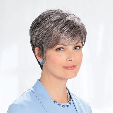 short salt and pepper wigs hand tied lace front wigs wigs with short hair chemo