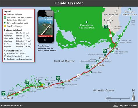 florida keys florida key map with mile markers my blog