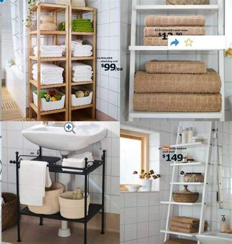 ikea bathroom ideas deco