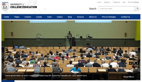 themes for education conferences 25 best wordpress themes for educational institutions in