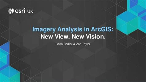 data view vs layout view arcgis imagery analysis in arcgis new view new vision