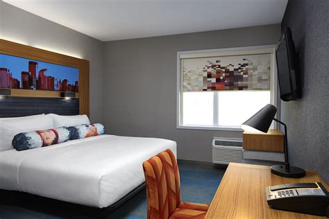 themed hotel rooms in calgary there is something aloft in calgary arts design