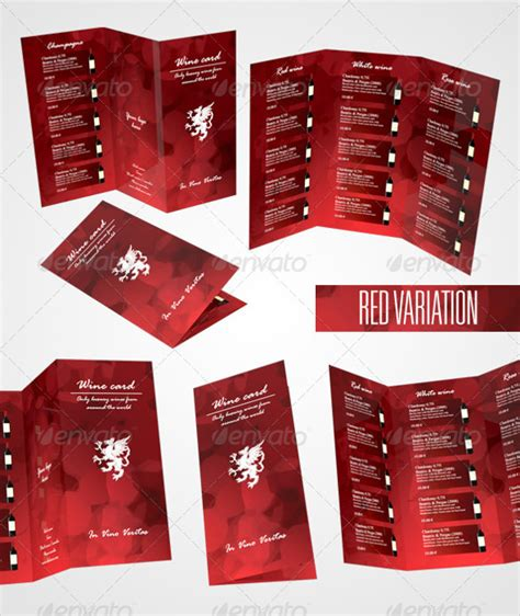 menu card template photoshop wine menu templates 31 free psd eps documents