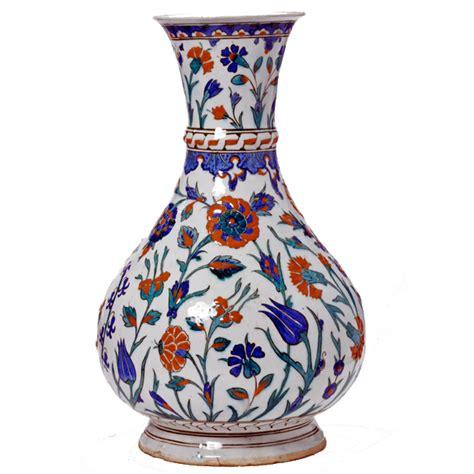 ottoman ceramics hand painted iznik turkish pottery zeyzani mediterranean