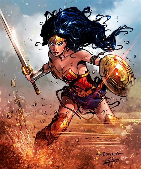 amazon wonder woman amazon warrior leonardo paciarotti wonder woman