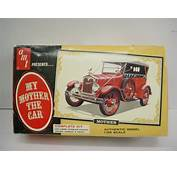 Amt Plastic Truck Model Kits Out Of Production  Autos Post