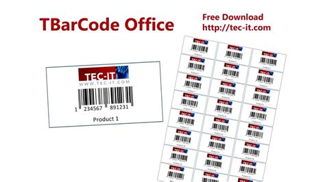 printable barcode stickers print barcode labels with microsoft word youtube