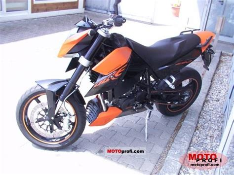 Ktm 690 R Specs Ktm 690 Duke 2008 Specs And Photos
