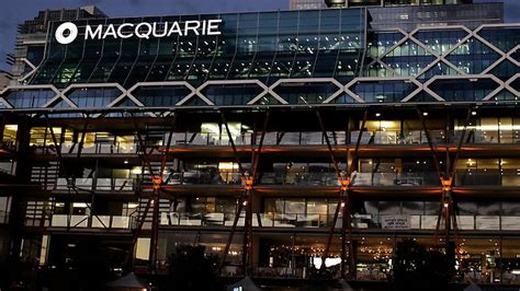 macquarie bank news macquarie