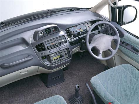 mitsubishi delica interior mitsubishi delica technical specifications and fuel economy