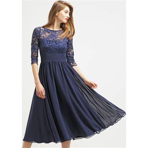 swing suknia balowa blue zalando czarny maxi domodi pl - Swing Zalando