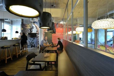 design cafe zürich fun and colorful unilever office in switzerland