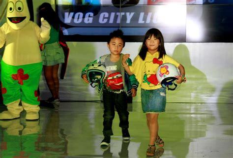 Helm Anak Nhk Helm Gm Untuk Anak Dan Wanita Gilamotor