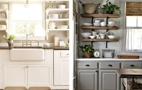 country shelves for kitchen open kitchen shelves country ibuildnew ibuildnew