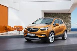 Gm Opel 2016 Opel Mokka X Info Pictures Specs Wiki Gm Authority