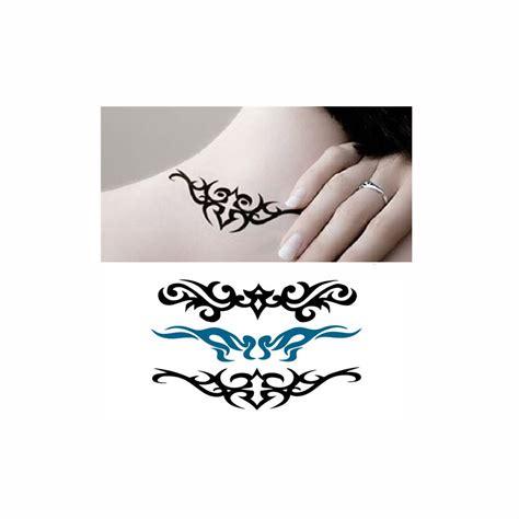 temporary tattoo paper nz tattoo sticker totem patterns waterproof temporary