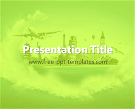 tourism powerpoint template tourism ppt template free powerpoint templates