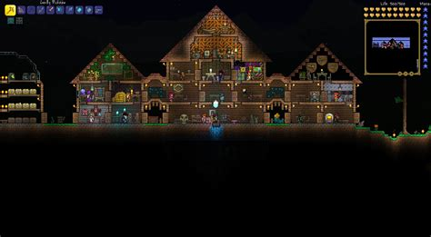 Terraria Rooms by What Does Your House Look Like Terraria Community Forums