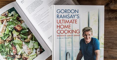 a in his home books gordon ramsay s books gordon ramsay