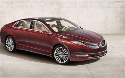 2012 lincoln mkz concept auto cars concept