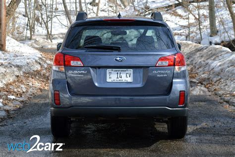 Subaru Outback 3 6r Limited Review by 2014 Subaru 3 6r Limited Review Web2carz