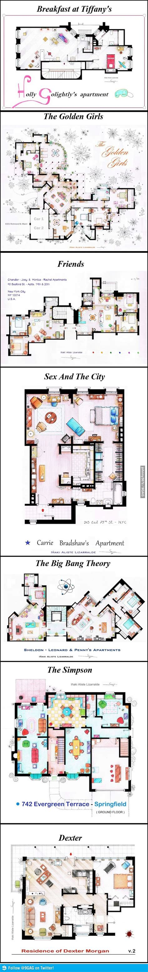the golden girls floor plan 239 best images about rendered plans on pinterest
