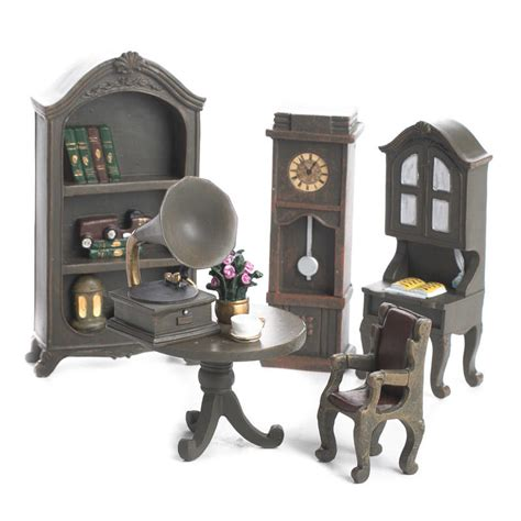 dollhouse living room furniture dollhouse miniature living room furniture set living
