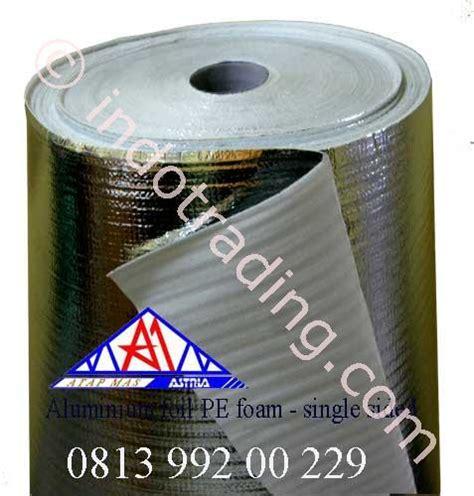 Aluminium Foil Pelapis Genteng jual astria aluminium foil harga murah jakarta oleh pt atap astria