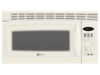 maytag microwave auto fan turn maytag mmv4205baq canadian appliance
