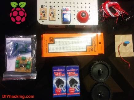 Tutorial From 0 To 1 Raspberry Pi And The Of Things build raspberry pi robots best tutorial for beginners