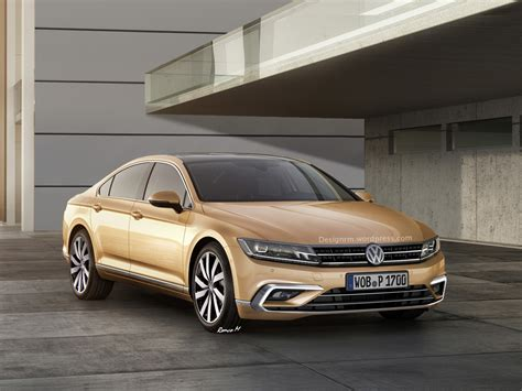 Where Is The Volkswagen Cc Made by 2016 Volkswagen Cc Rendered To Four Door Coupe Perfection