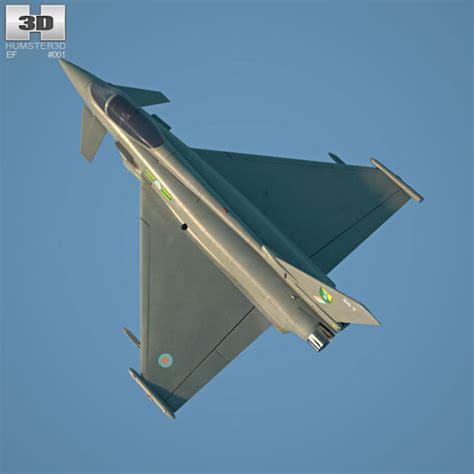Eurofighter 3d Model