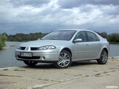 Renault Laguna Fuel Consumption Renault Laguna 2 0 2006 Auto Images And Specification