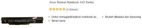 Unik Baterai Original Asus Vivobook X200 X200ca X200ma Batte Diskon 20 harga baterai laptop asus original all type terbaru 2017