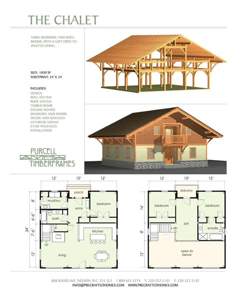 chalet plans the chalet timbeframe structure my future home