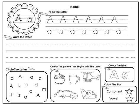 letter recognition worksheets alphabet recognition assessment worksheet worksheets for 1436