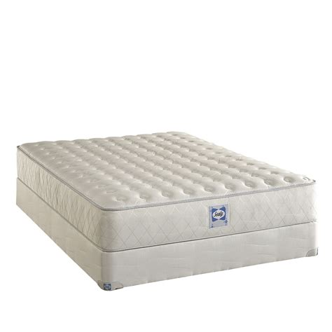 sealy select firm king mattress only