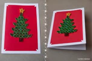 tree greeting card design paper quilling crafts creative things