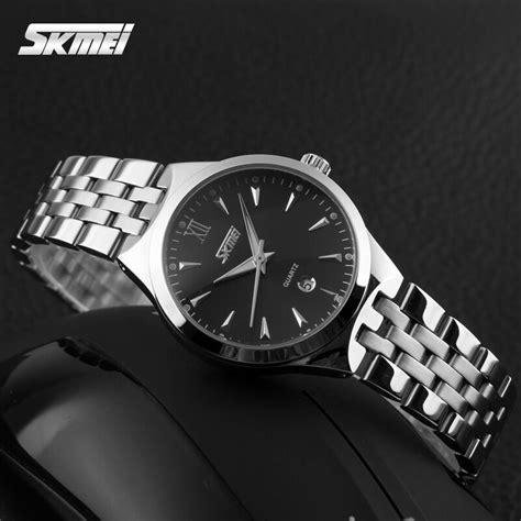 High Quality Exclusive Jam Tangan Pria Wanita Hermes Sk30 Leather Bl skmei jam tangan analog pria 9071cs golden jakartanotebook
